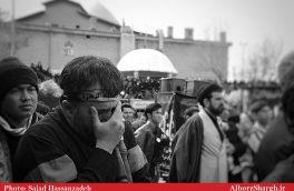 گزارش تصویری/ سوگواری دماوندیها در غم شهادت حضرت فاطمه زهرا (س)