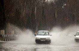 تداوم بارش باران در شهرستان دماوند تا اواخر روز سهشنبه