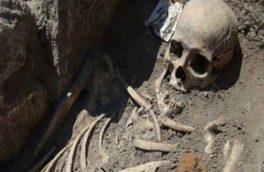 کشف اسکلت یک انسان در باغچه ویلایی در مهرآباد رودهن