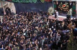 گزارش تصویری/ اتحاد فاطمی هیأتهای مذهبی در دماوند