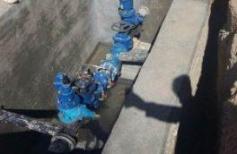فشار شکن خیابان مصیب در سیاهبند بومهن نصب شد