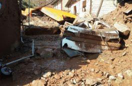 ۵ میلیارد تومان؛ پیشبینی خسارت اولیه سیل به روستاهای «انزها» و «آتشان»/ گرفتاری ۲۰ خودرو و تخریب کامل ۵ خانه/ تلاش برای وصل آب و گاز