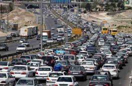 هراز یکطرفه میشود/ ترافیک نیمهسنگین به سمت شهرهای شمالی