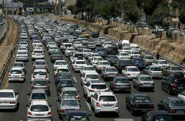 پیشبینی ترافیک سنگین به سمت جادههای منتهی به مازندران/ اعمال محدودیتهای ترافیکی ویژه تعطیلات عید فطر