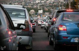 ترافیک فوق سنگین در محورهای هراز و فیروزکوه/ مسافران سفر خود را به فردا موکول کنند