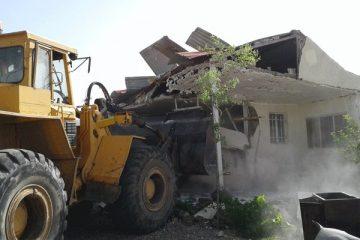 آزادسازی ۲ هزار مترمربع از اراضی ملی روستای خسروان دماوند/ حفاظت از اراضی ملی و انفال نیازمند عزم همگانی است
