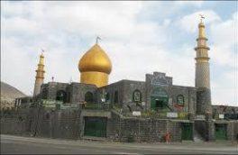 آستان مقدس امامزاده هاشم (ع) در حریم دماوند قرار دارد/ عرضه محصولات هنرمندان در آستان امامزاده هاشم (ع) دماوند