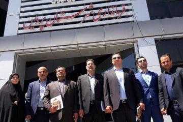برگزاری مراسم تحلیف اعضای شورای شهر پردیس/ «سیدعلی موسویجوردی» رئیس شورای شهر پردیس شد+ تصاویر
