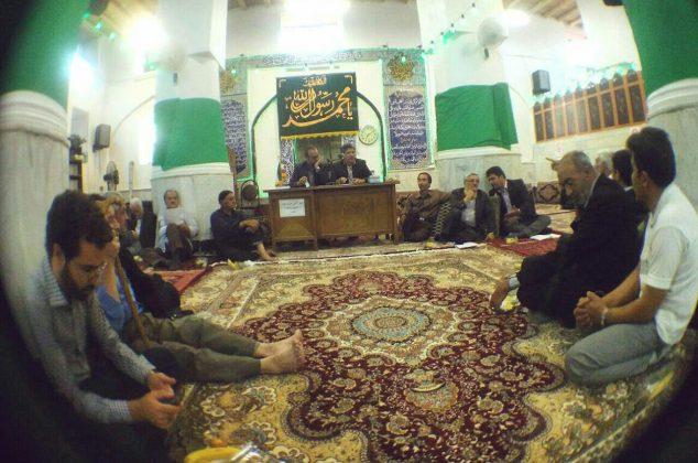 گزارش تصویری/ دیدار مسؤولان شهرستان دماوند با مردم کیلان و آبسرد