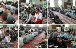برگزاری آیین گرامیداشت شهید «محسن حججی» در دماوند/ فتاحدماوندی: حججی شهید خودساخته بود+ تصاویر