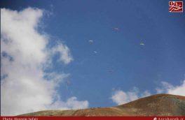 مسابقات پاراگلایدر انتخابی تیم ملی در دماوند