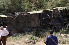 مقصر سقوط اتوبوس ولوو به دره جاجرود اعلام شد/ نقص فنی مستمر اتوبوس علت حاثه جاجرود