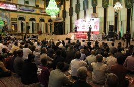 برگزاری سومین یادواره شهدای شهر دماوند و ۷ شهید گمنام