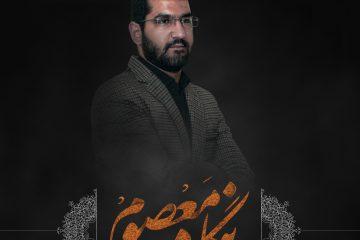صوت/ قطعه زیبای «نگاه معصوم» با صدای سیدرضا سادات