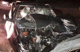 یک کشته و ۳ مجروح؛ حاصل سانحه رانندگی شب عروسی در پردیس/ مصدومان به دعای مردم نیاز دارند+ تصاویر