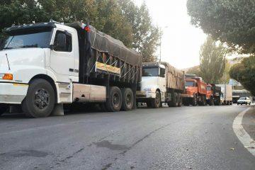 اعزام کاروان تدارکات موکب شهرستان دماوند به کربلای معلی