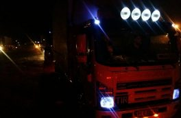مجوز ورود کاروان تدارکات موکب شهرستان دماوند به عراق صادر شد