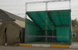 زیرساخت ارائه خدمات به بانوان در موکب شهرستان دماوند فراهم نیست