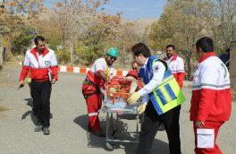 برگزاری مانور زلزله و ایمنی در شهرستان دماوند/ آمادگی نیروهای امدادرسان برای مقابله با حوادث احتمالی+ تصاویر