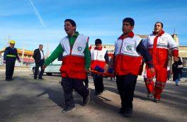 مانور ایمنی و زلزله در مدرسه نواب صفوی کوهان شهر کیلان