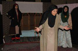 اجرای نمایش «آن کس که نیامده میداند» در دماوند/ مسجد میتواند به پایگاه هنری تبدیل شود + تصاویر