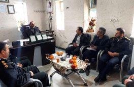 اختصاص قطعه زمین برای استقرار پلیس راهور در کیلان/ حوزه انتظامی شهر کیلان تقویت شود
