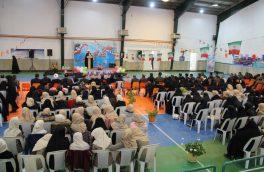 برگزاری جشن بزرگ انقلاب در شهر کیلان/ بانوان نمونه، کارآفرین و پیشکسوت دماوند تجلیل شدند