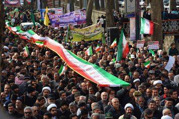 خلق حماسه دماوندیها در جشن ۴۰ سالگی انقلاب/ ۲۲ بهمن تماشایی در شهرستان دماوند+ گزارش تصویری
