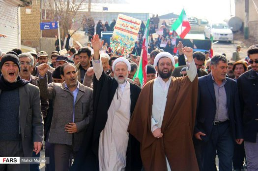 تجلی حماسه حضور مردم کیلان در راهپیمایی ۲۲ بهمن