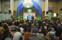 مراسم گرامیداشت خیر مسجدساز در دماوند/ لوح یادبود «حاج میرزاعبدالله توسلی» رونمایی شد+ تصاویر