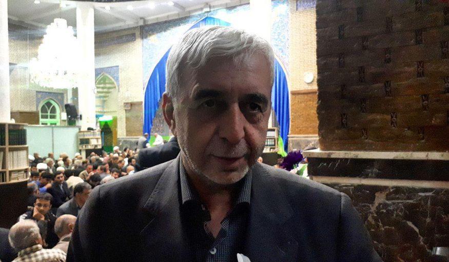 علت جاری بودن نهر جاری خیرات «حاج میرزاعبدالله توسلی»