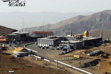 سیر توسعه آستان امامزاده هاشم (ع) دماوند/ تأمین امکانات رفاهی زائران در ۶۰ سال گذشته
