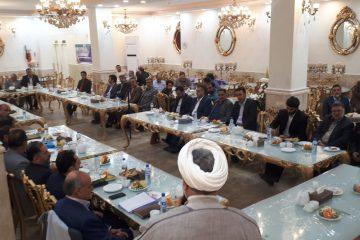 برگزاری نشست هماندیشی هیأتهای اندیشهورز استان در دماوند/ حسنپور: قرارگاه حمایت از کالای ایرانی در دماوند راهاندازی میشود+ تصاویر