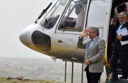 سفر وزیر نیرو به شرق استان تهران