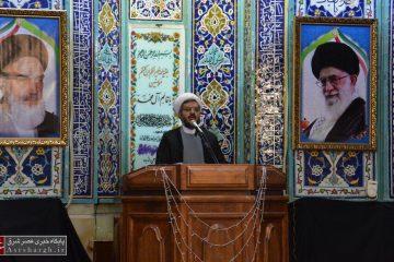 قدس روز بسیج عمومی اسلام است/ امام خمینی (ره) مسلمانان را علیه رژیم غاصب متحد کردند/  رژیم غاصب درصدد نابودی جهان اسلام است