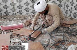 تلاش جهادگران دماوندی برای کمک به محرومان+ فیلم و عکس