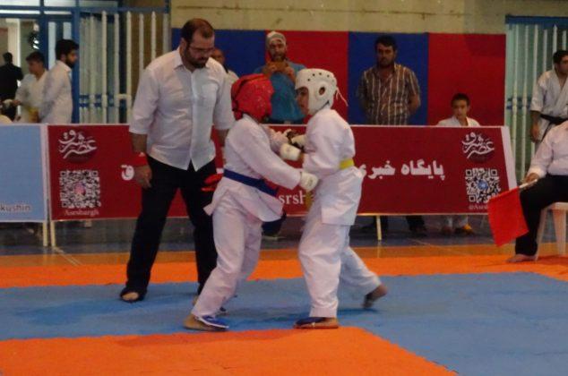 آغاز دومین دوره مسابقات لیگ کاراته دماوند