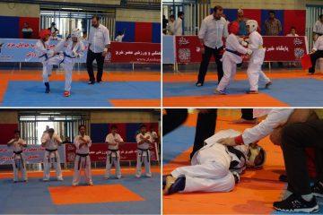 آغاز دومین دوره مسابقات لیگ کاراته غیرکنترلی در دماوند/ استعدادیابی و افزایش آمادگی جسمانی از اهداف لیگ کاراته+ تصاویر