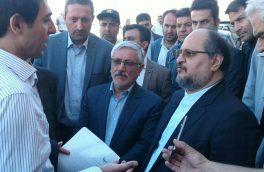 سفر وزیر صنعت و معدن به فیروزکوه/ شریعتمداری: تأسیس واحدهای تولیدی رو به افزایش است/ بذر یاس را در جامعه نکاریم+ تصاویر