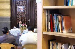 برگزاری نشست فرهنگی عصری با کتاب در دماوند/ افتتاح سالن کتابخانه مسجد امام سجاد (ع) شهرک روحافزای دماوند+ تصاویر