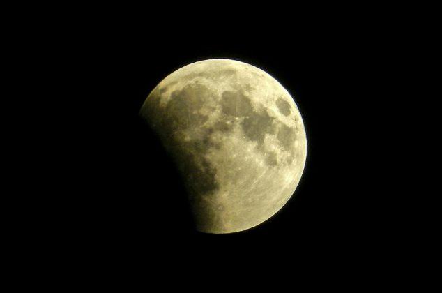 طولانیترین ماهگرفتگی قرن در آسمان دماوند