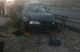 ۵ کشته و مجروح بر اثر واژگونی خودرو پراید در محور فیروزکوه – دماوند/ اکثر تصادفات در اوایل روز رخ میدهد