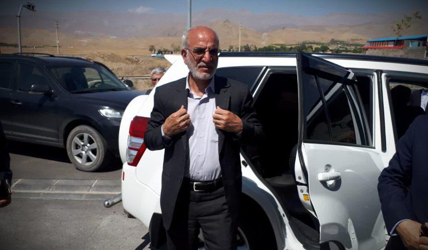نهمین سفر استاندار تهران به دماوند