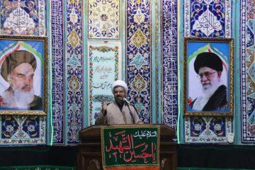 ایستادگی و مقاومت در دفاع مقدس با تبعیت از ولیفقیه حاصل شد/ مردم غیور ایران وجبی از خاک ایران را به دست بیگانه ندادند