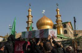 عزاداران حسینی میهمان زیارتیها