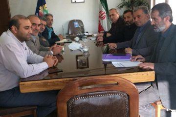 ابوذر نادری در ریاست شورای اسلامی شهرستان دماوند ابقا شد