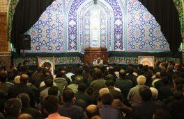 برگزاری اجتماع زائران اربعین حسینی در دماوند/ سخنرانی رائفیپور با محوریت «اربعین؛ تجلی ظهور»+ فیلم و عکس
