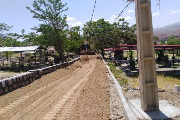 اجرای ۳ پروژه عمرانی با اعتبار ۷۸۰ میلیون ریال در روستای لومان/ اختصاص اهم فعالیتهای دهیاری لومان به پروژههای عمرانی