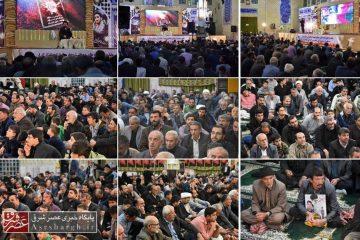 برگزاری چهارمین یادواره ۱۷۰ شهید شهر دماوند و هفت شهید گمنام+ فیلم و عکس