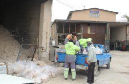 ذخیرهسازی ۱۰۰ تن نمک برای عملیات برفروبی در کیلان/ ۸ دستگاه برفروب آماده خدماترسانی هستند